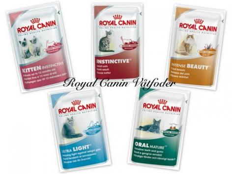Royal Canin våtfoder