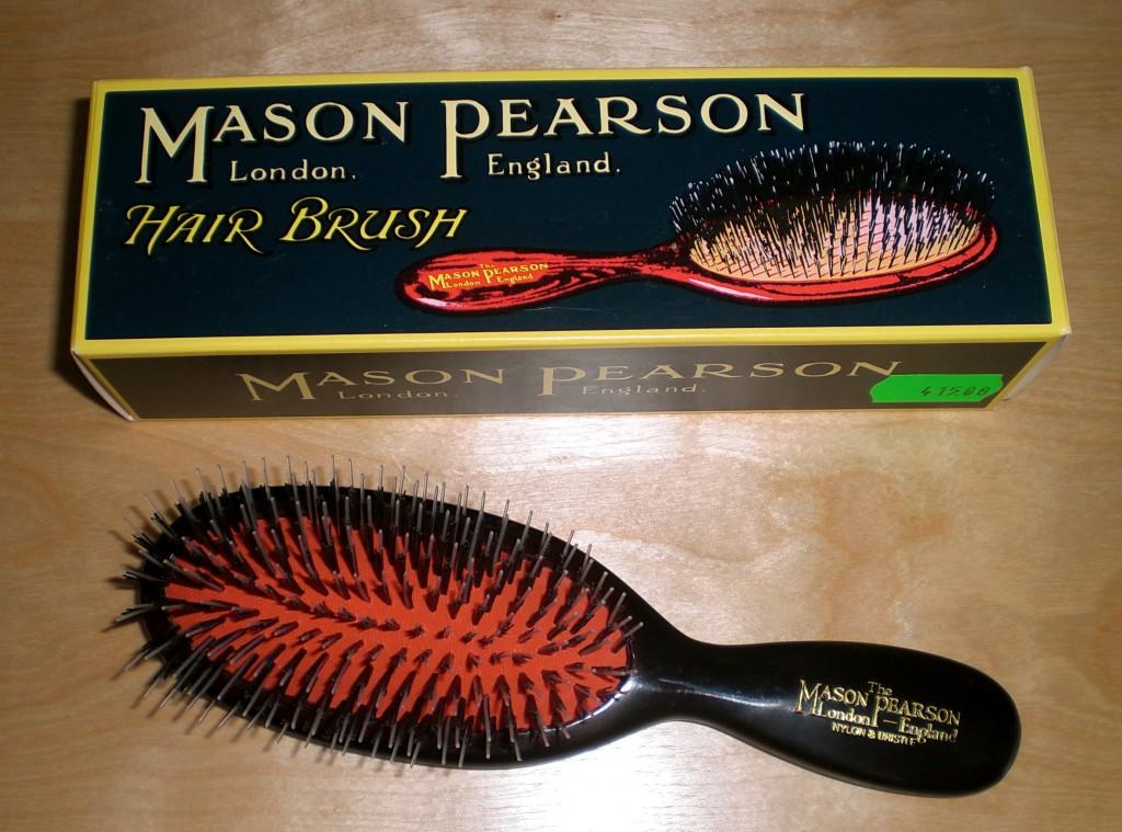 mason pearson borste pris
